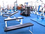 Leading Edge Health & Fitness Notting Hill Gym  Our Glen Waverley free-weights area