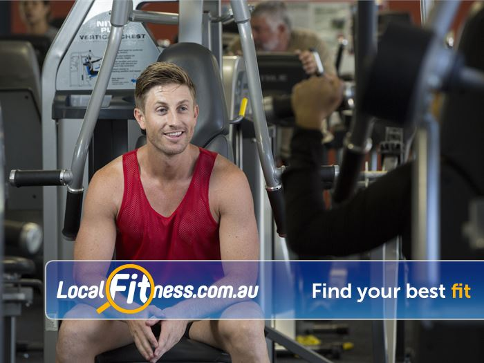 Richmond Recreation Centre - Yarra Leisure Richmond Gym Fitness Our Richmond gym includes only