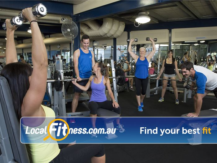Richmond Recreation Centre - Yarra Leisure Toorak Gym Fitness Enjoy the friendly atmosphere
