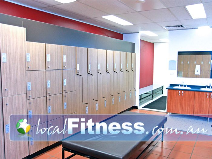 Fitness first exclusive change rooms penrith our