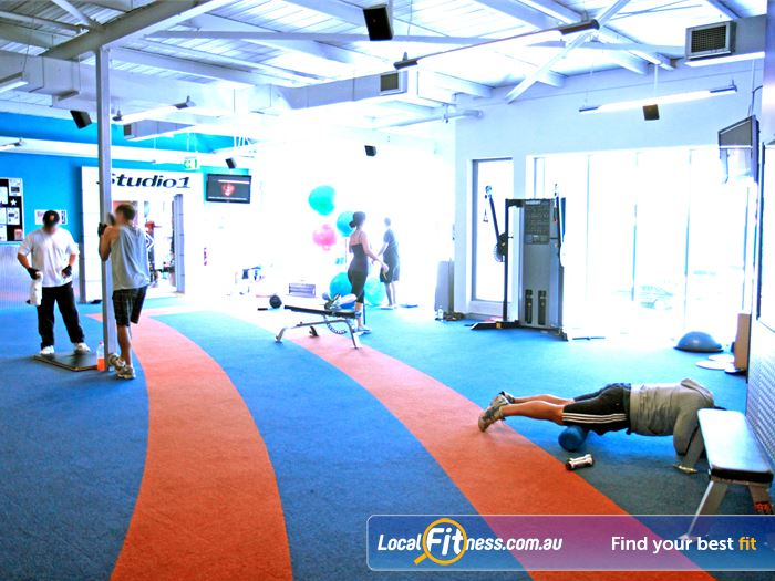 Goodlife Health Clubs Gym Cottesloe    Welcome to the spacious Goodlife Innaloo gym.