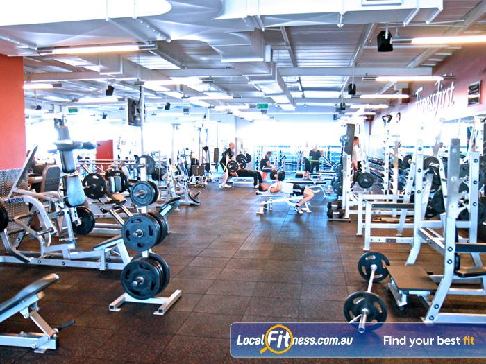 Goodlife Health Clubs Gym Floreat  | Our Innaloo gym offers an extensive range of