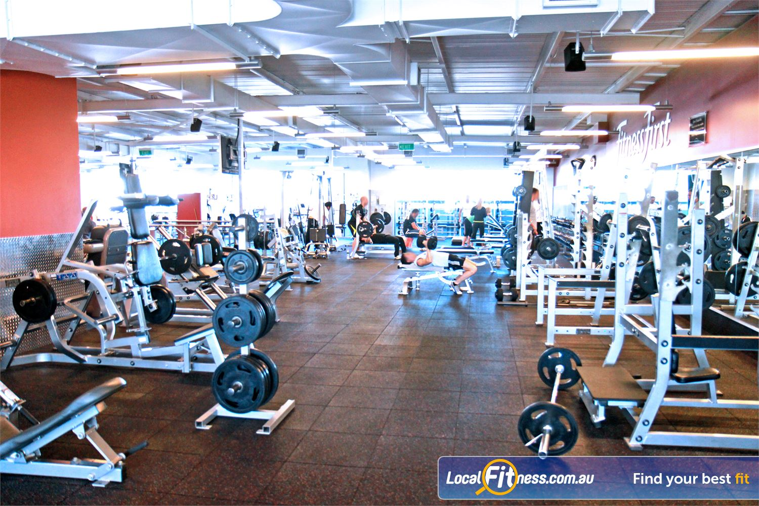 Goodlife Health Clubs Innaloo Our Innaloo gym offers an extensive range of dumbbell and barbell equipment.