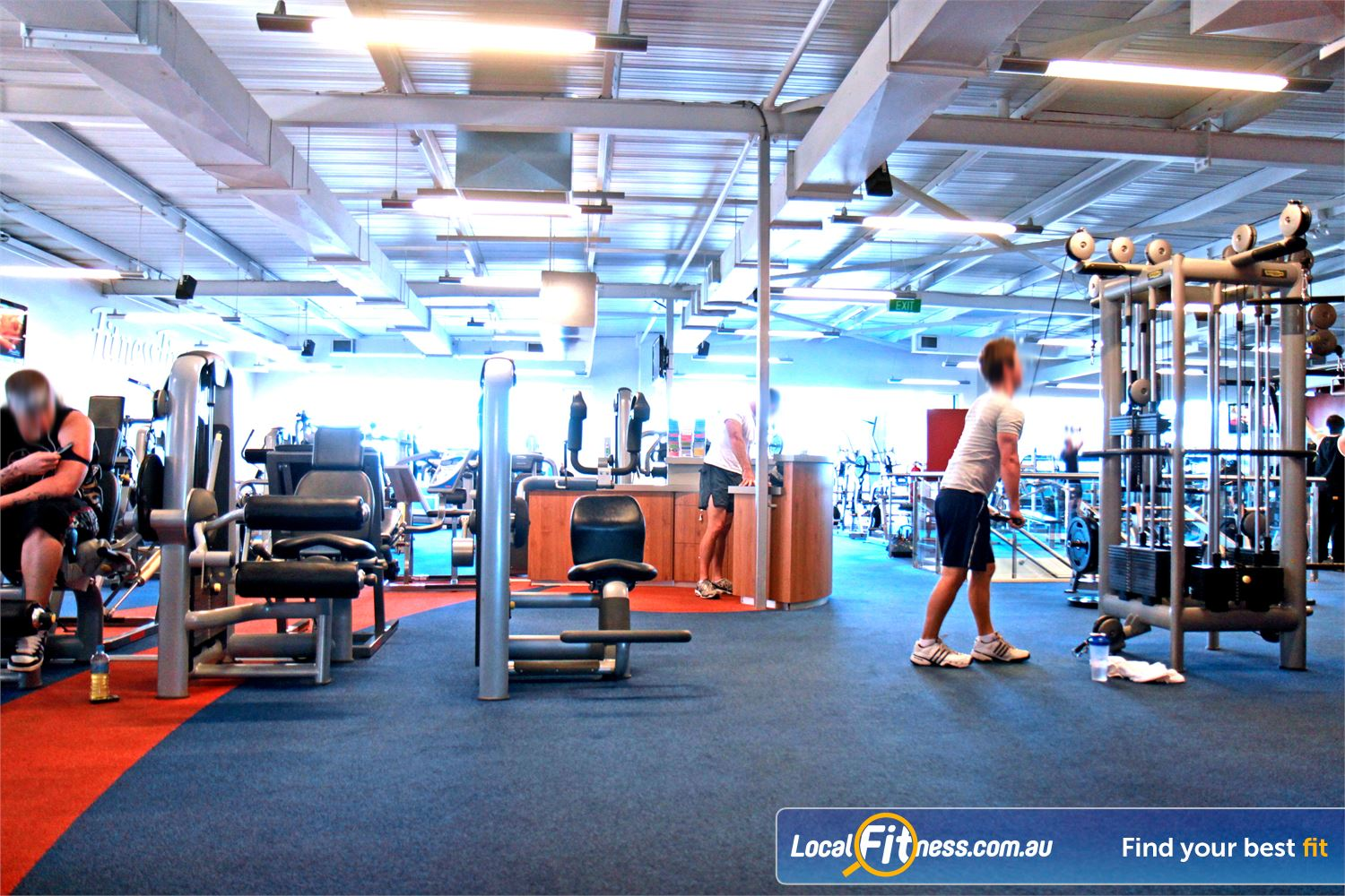 Goodlife Health Clubs Near Osborne Park Goodlife Innaloo provides 2 levels of fitness under one roof.