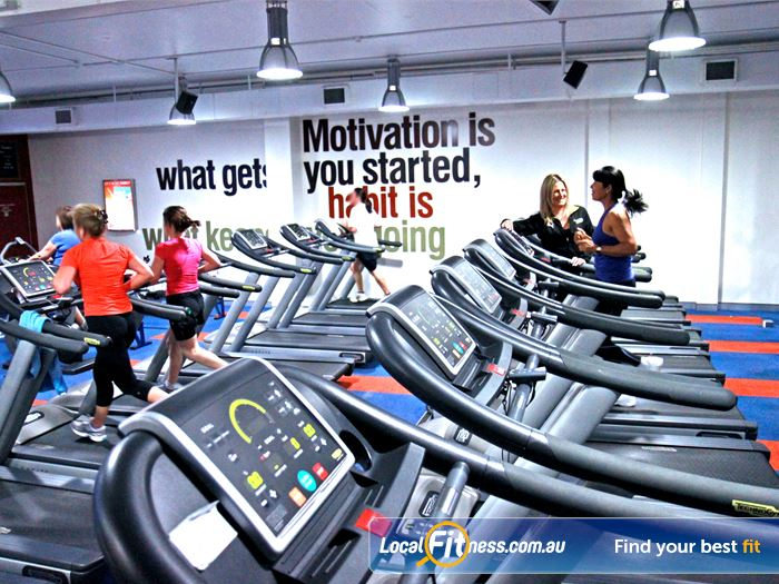 Fitness First Innaloo Gym Fitness Our signature cardio theatre