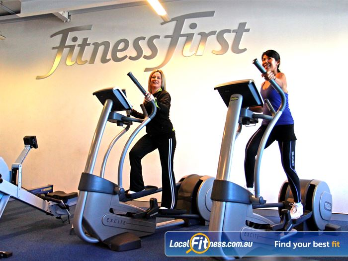 Fitness First Innaloo Gym Fitness We provide a cardio theatre