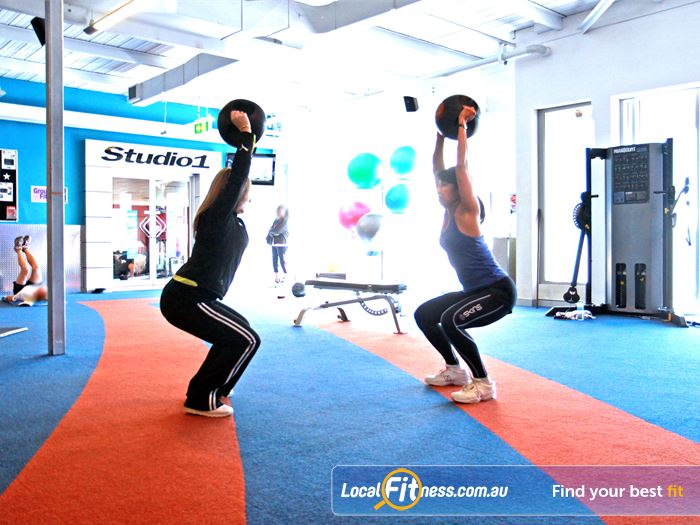 Goodlife Health Clubs Osborne Park Gym Fitness A dedicated area for Innaloo
