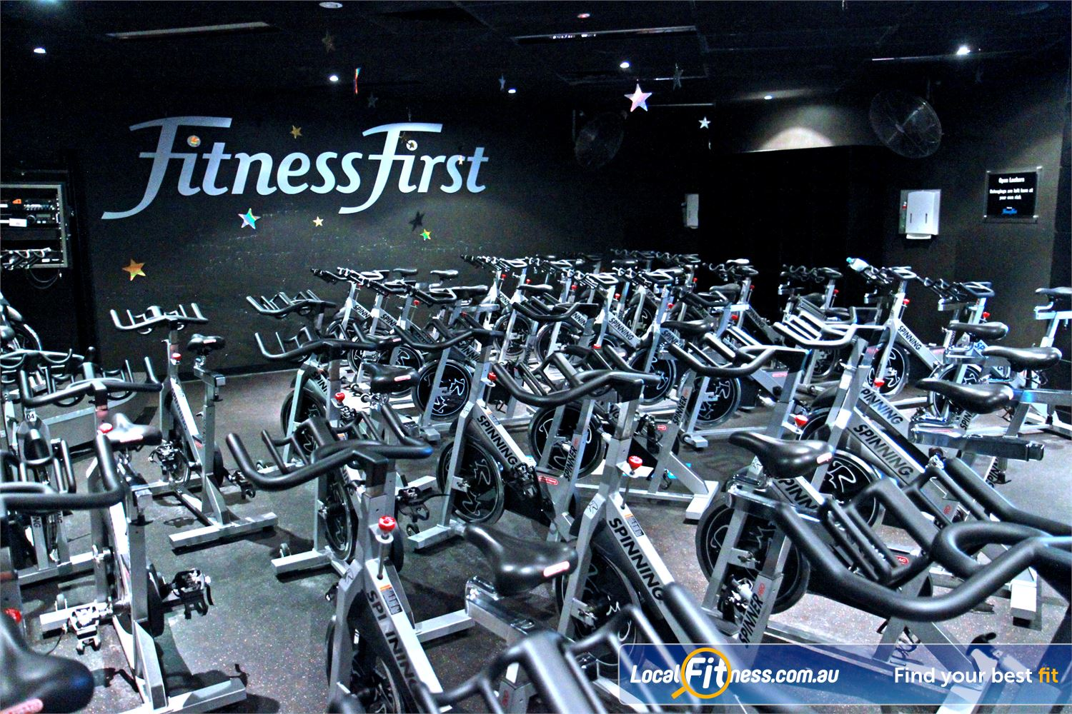 Goodlife Health Clubs Near Osborne Park Goodlife Innaloo includes our signature Cosmic spin cycle classes.