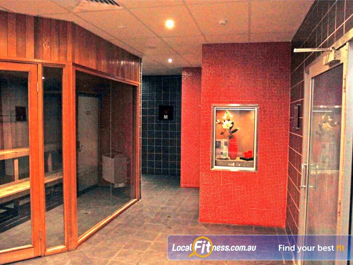 Fitness Clubs With Steam Rooms