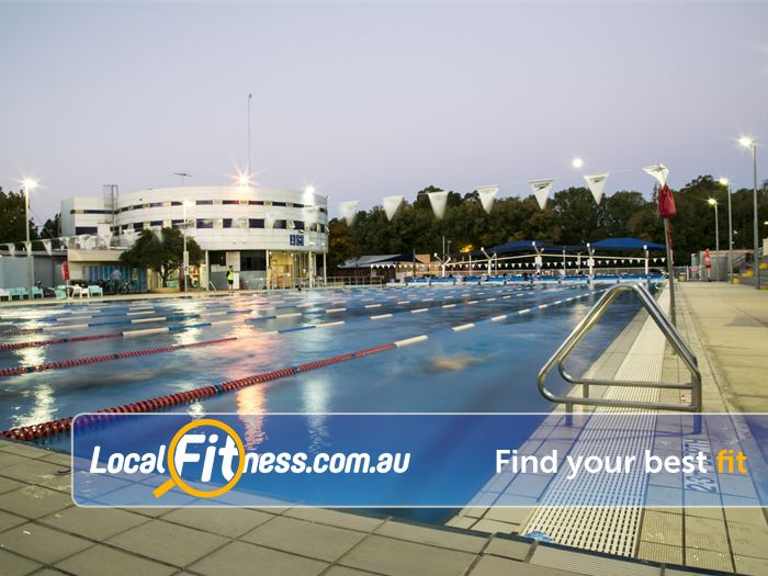 Fitzroy Swimming Pool - Yarra Leisure Gym Kensington  | Welcome to the Fitzroy swimming pool.