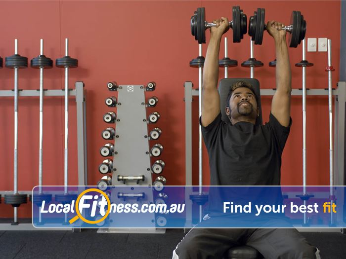Fitzroy Swimming Pool - Yarra Leisure Gym North Melbourne  | The centre includes a fully equipped Fitzroy gym.