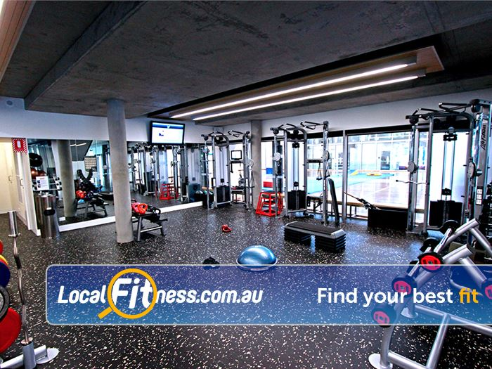 Carlton Baths Gym Fitzroy  | Welcome to our state of the art Carlton