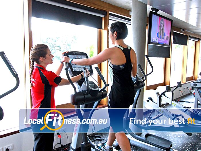 Carlton Baths Collingwood Gym Fitness Vary your cardio with