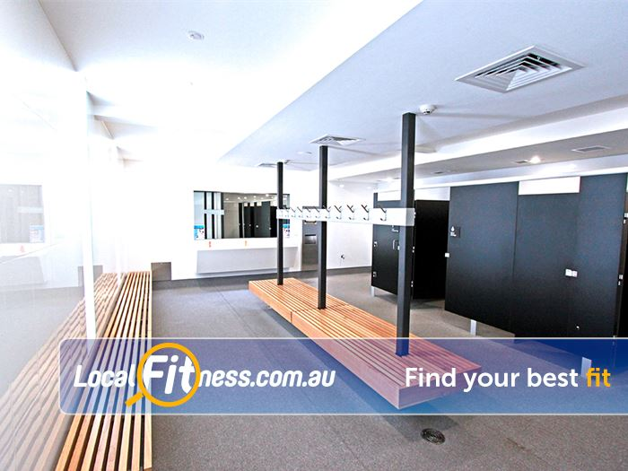 Carlton Baths Collingwood Gym Fitness Pristine and exclusive change