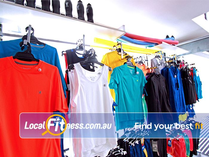 Carlton Baths Carlton Gym Fitness On-site fitness merchandise for