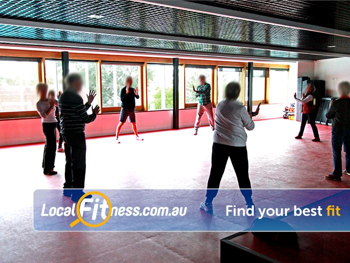 Carlton Baths Fitzroy Gym Fitness Relaxing classes include