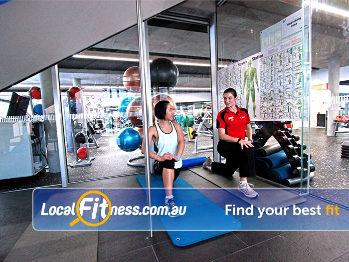 Carlton Baths Collingwood Gym Fitness Carlton personal trainers will