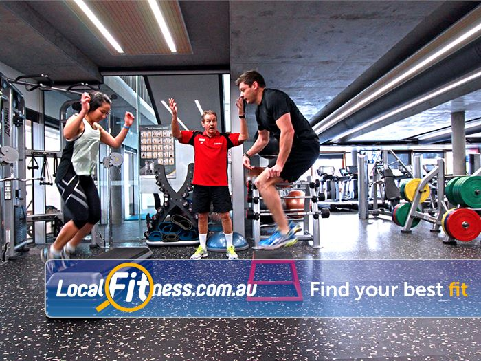 Carlton Baths Carlton Gym Fitness Get into functional training at