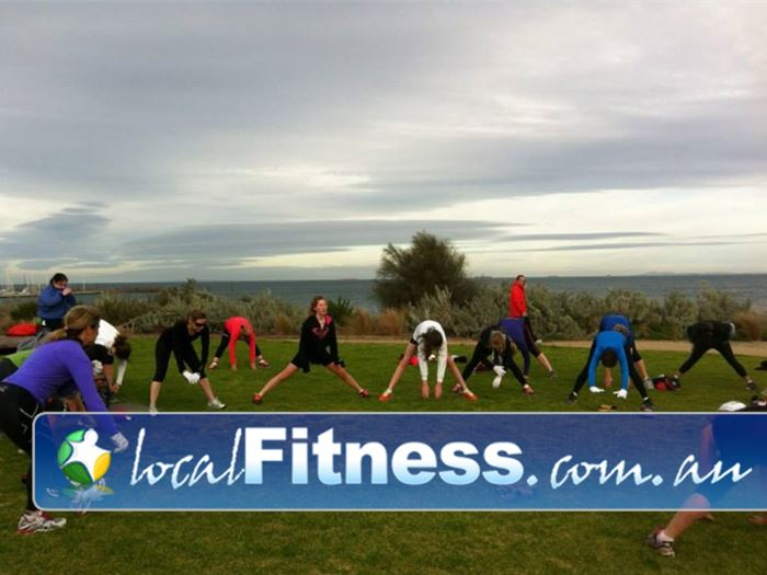 Hampton Ladies Health Club Near Sandringham Join our womens outdoor classes in the beautiful parks and beaches.