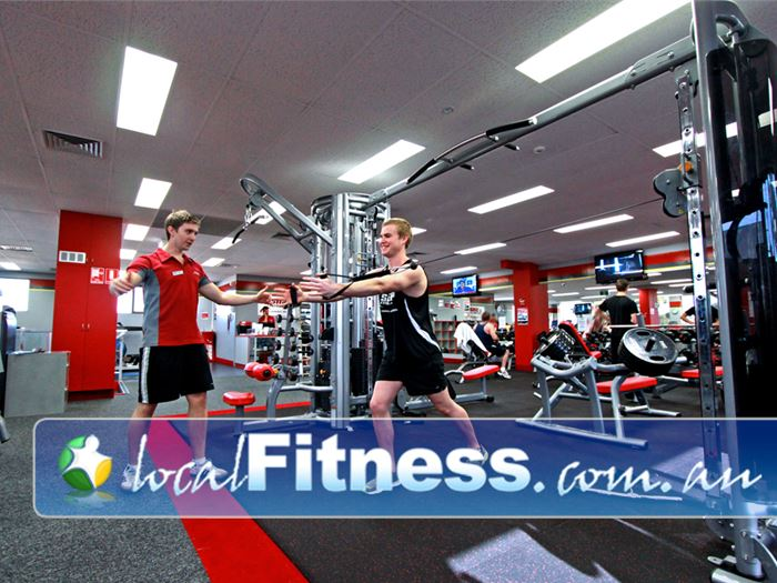 Snap Fitness Geebung Gym Fitness Fast track your progress with