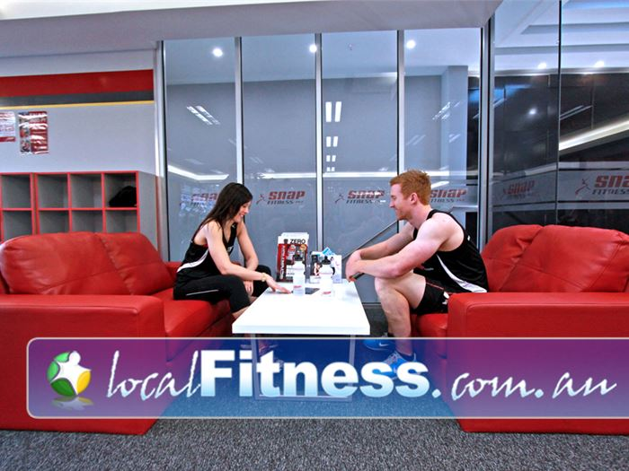 Snap Fitness Geebung Gym Fitness Enjoy 24 hour comfort in our