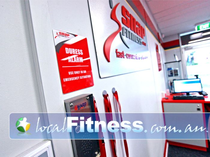 Snap Fitness Zillmere Gym Fitness Our clubs are completely safe