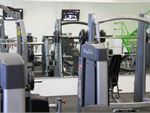 Real Fitness Samson Gym Fitness ate of the art equipment from
