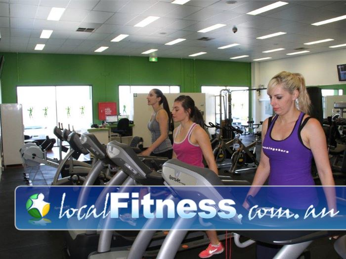 Real Fitness OConnor We also provide O'Connor ladies gym access.