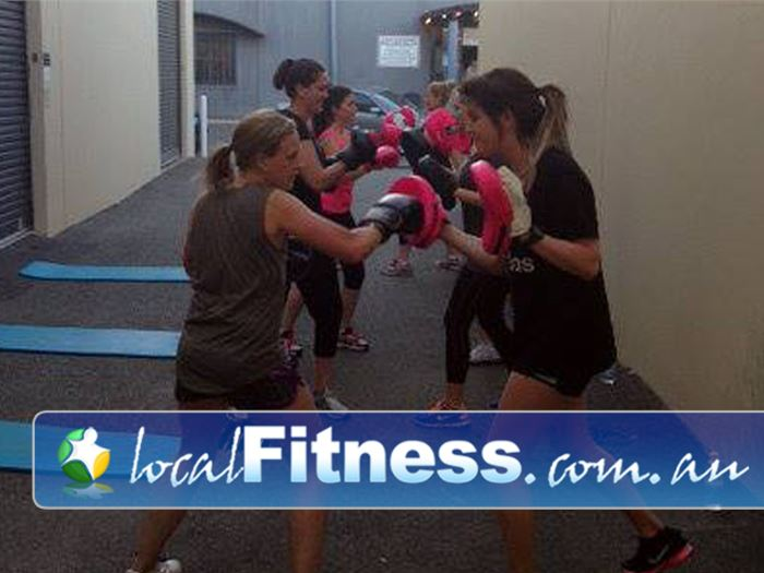 Real Fitness OConnor Get Fighting Fit at Real Fitness.
