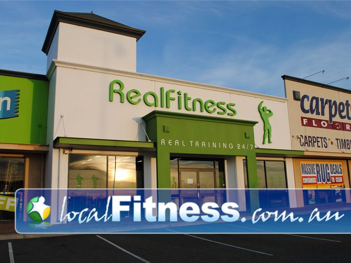 Real Fitness OConnor Welcome our 24 hour O'Connor gym, Real Fitness.