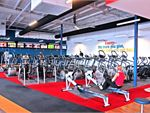 Fitness First Highpoint Airport West Gym CardioThe signature cardio theatre