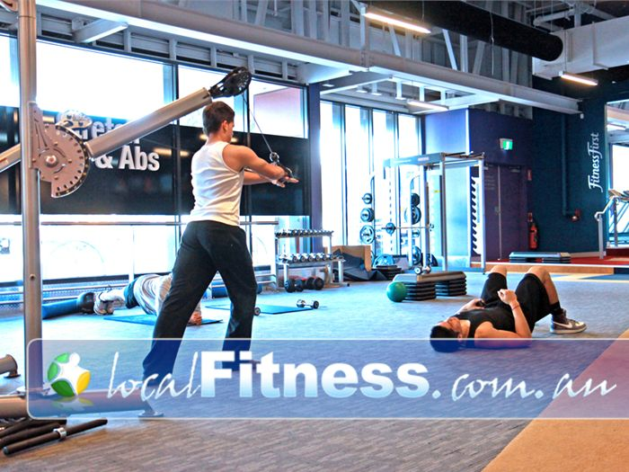 Fitness First Highpoint Maribyrnong Gym Fitness Explore fitness strength