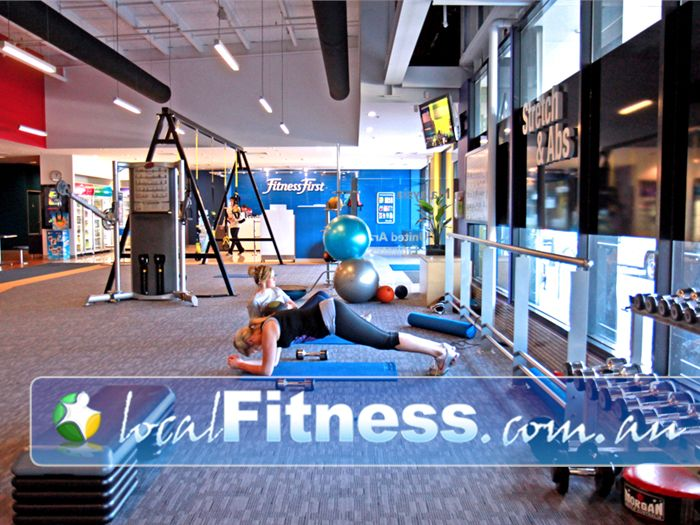 Fitness First Highpoint Aberfeldie Gym Fitness Our signature PT Zone,