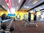 Fitness First Highpoint Aberfeldie Gym Fitness An extensive range of dumbbell