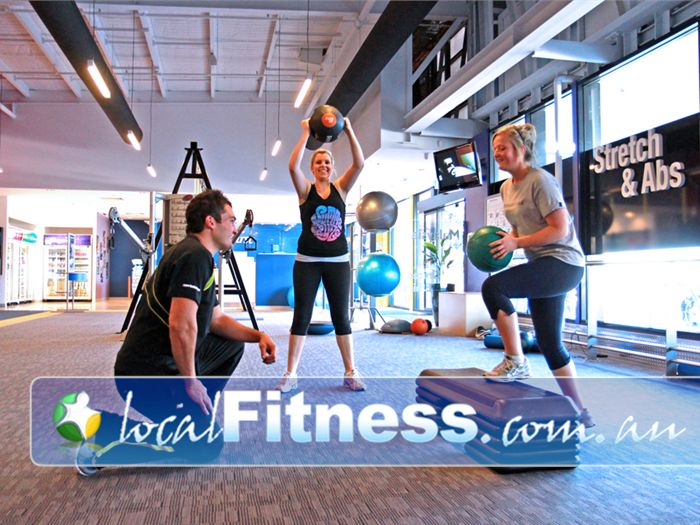 Fitness First Highpoint Essendon Gym Fitness Join in on a BASICSFirst