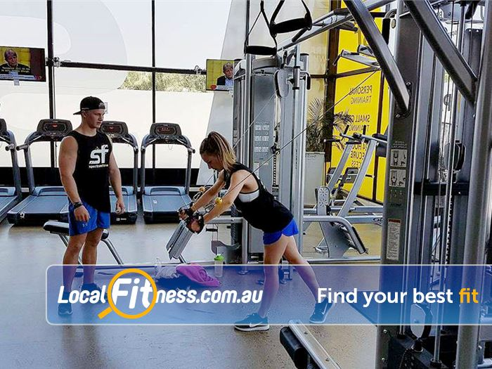 Spectrum Fitness Gym Five Dock  | Welcome to Spectrum Fitness - Premium 24/7 Gym