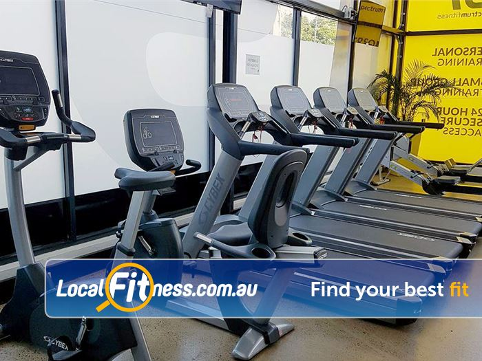 Spectrum Fitness Gym St Peters    Our Rozelle gym includes state of the art