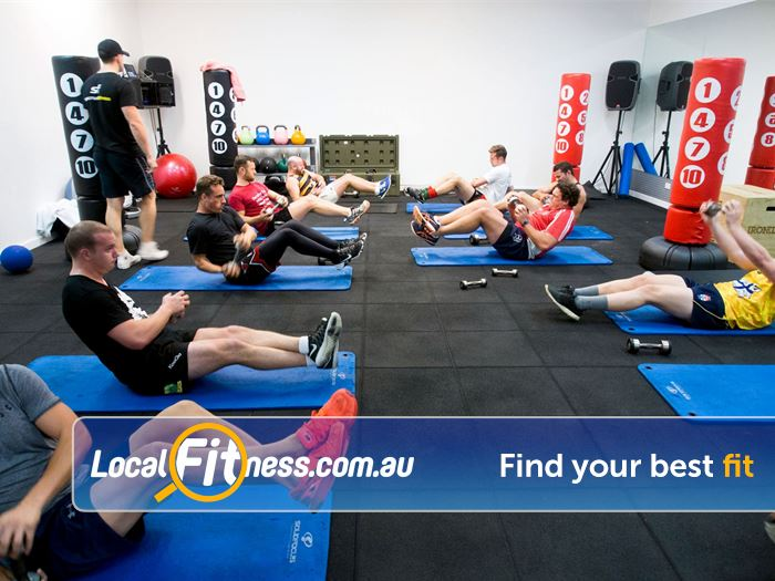 Spectrum Fitness Gym Ultimo  | Our Rozelle HIIT classes run throughout the week.