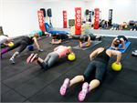 Spectrum Fitness Rozelle Gym Fitness Train as a team with small