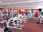 Titan Fitness Monterey Gym Fitness Open space plan 3 storey