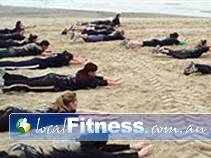 Absolute Fitness Bootcamp Frankston Outdoor Fitness Fitness We often incorporate beaches