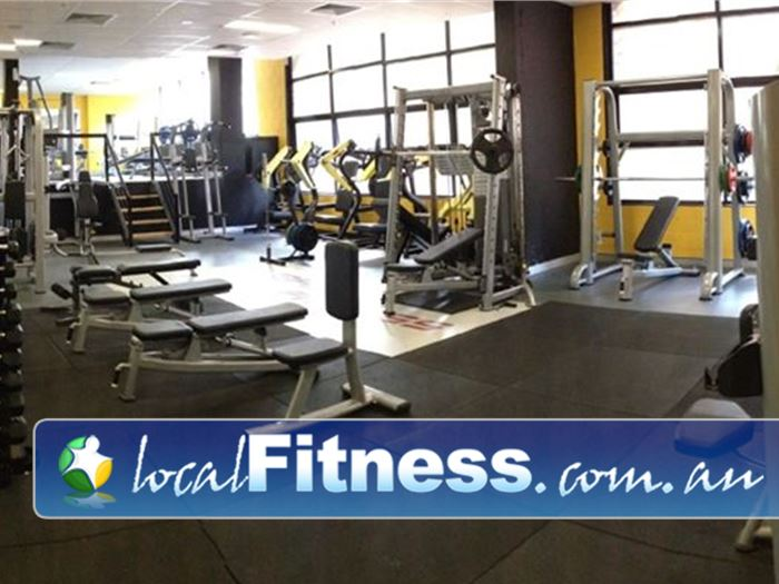 Bay Fitness Gym Meadowbank  | Welcome to the state of the art Bay