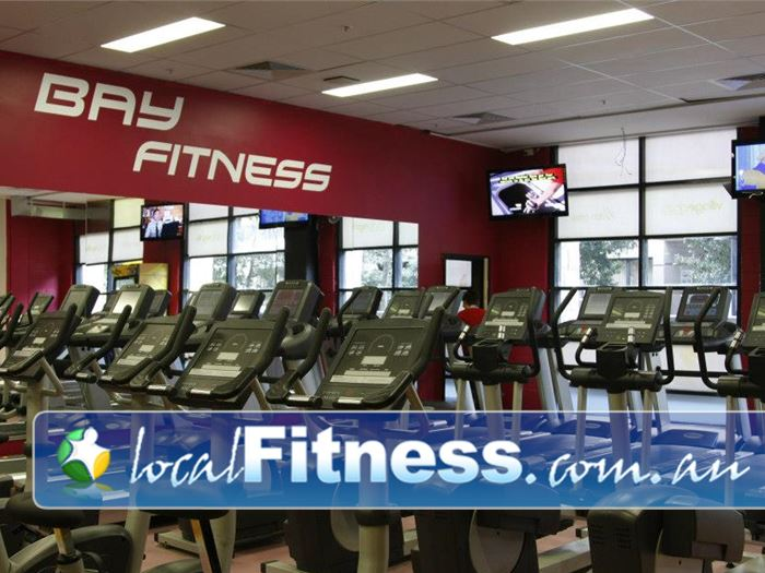 Bay Fitness Ermington Gym Fitness Enjoy your favorite shows while