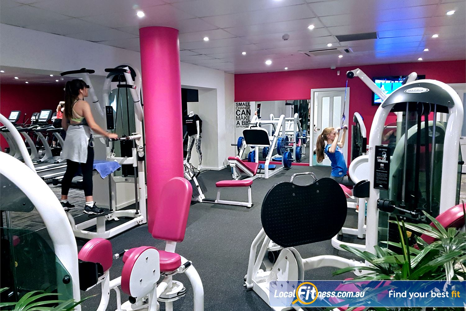 Fernwood Fitness St Agnes Welcome to Fernwood St Agnes opened 24/7.