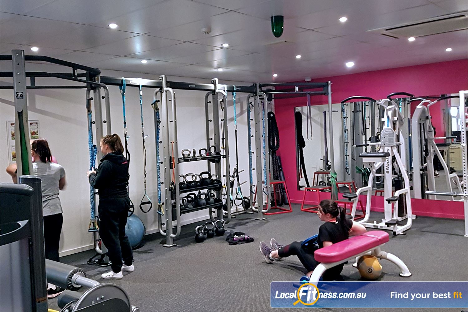 Fernwood Fitness St Agnes Enjoy 24 hour access to our Fernwood St Agnes gym.