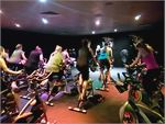 Burn calories fast with St Agnes cycle classes.