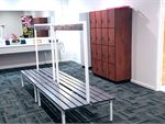 Fernwood Fitness St Agnes Ladies Gym Fitness Plenty of space to store your