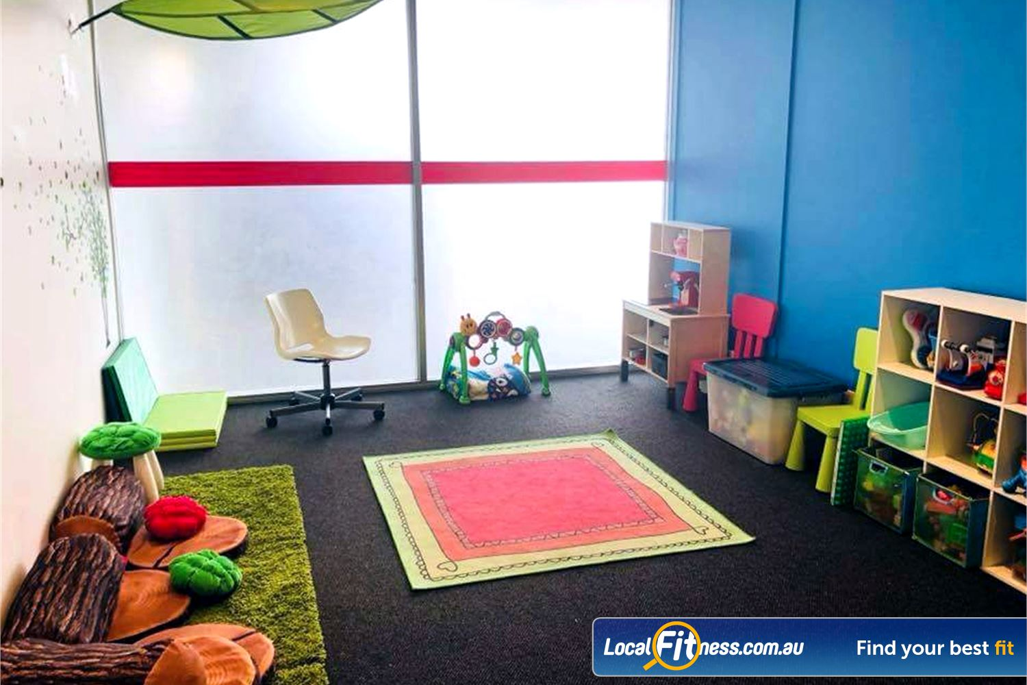 Fernwood Fitness Near Houghton Take advantage of our FREE St Agnes child care services.