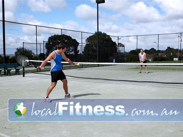 Aqualink Leisure Centre Gym Blackburn South  | Our tennis courts can be used day or