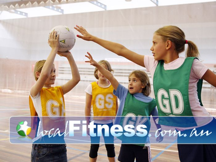Aqualink Leisure Centre Gym Blackburn South  | We run many netball competitions weekly.
